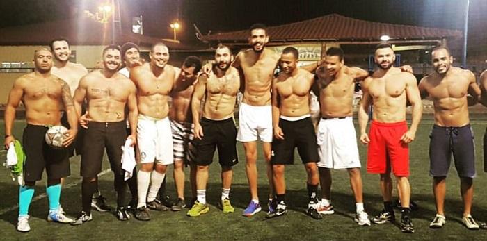 bda36d806e Brasília tem agora time de futebol só com gays  o Bravus - Guia Gay Brasilia