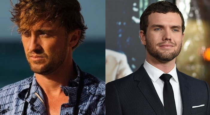Tom Felton e Austin Swift: beijo gay entre os atores no filme Braking the Whales